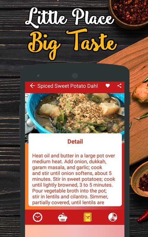 Indian food recipes hindi recipe book for android apk download indian food recipes hindi recipe book screenshot 13 forumfinder Gallery