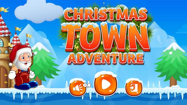 Christmas Town Adventure poster