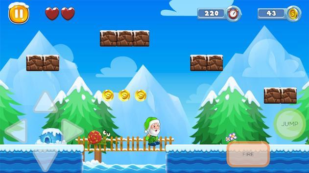 Christmas Town Adventure screenshot 2
