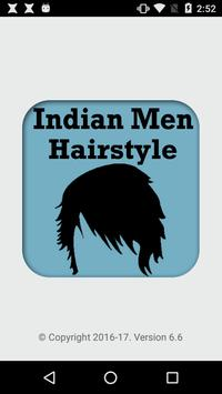 Indian Hairstyle for Men & Boy poster