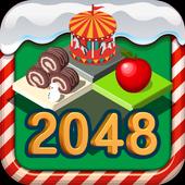 Dessert 2048 icon