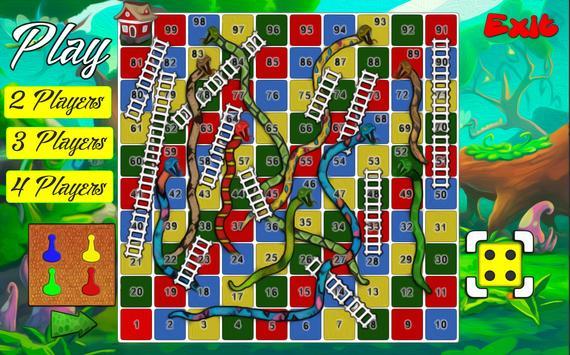 Snake Ladder Board 2017 apk screenshot