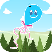 Hubie the Flat Balloon icon