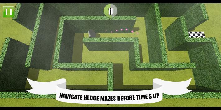 Lard and the Peace Maze apk screenshot