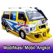 9900 Koleksi Gambar Modifikasi Mobil Angkot HD Terbaru