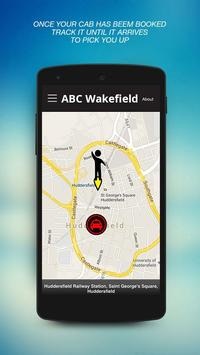 ABC Taxis Wakefield screenshot 5
