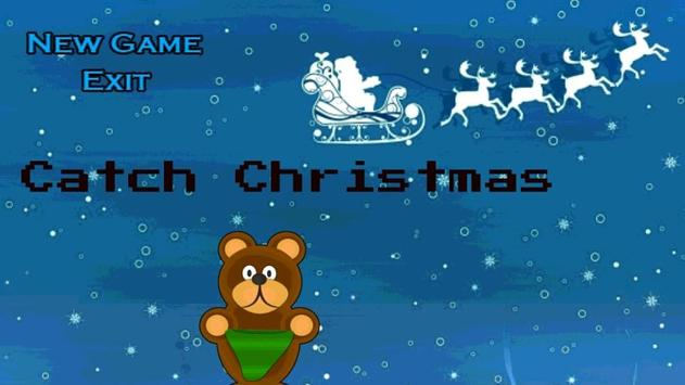 Catch Christmas poster