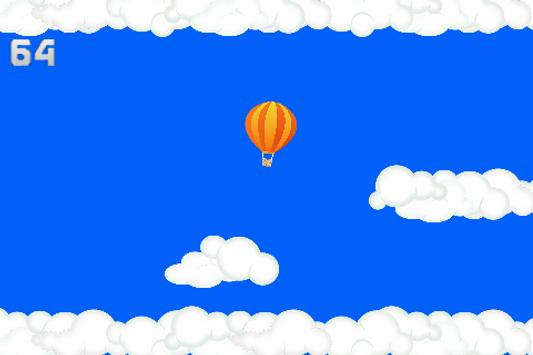 Fly Baloon Fly poster
