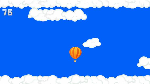Fly Baloon Fly apk screenshot