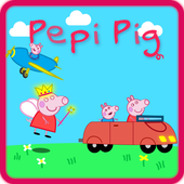 Pepi Pig The game icon