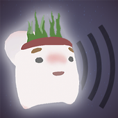 Franky Poof space - Scream Go icon