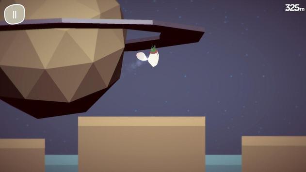 Franky Poof space - Scream Go apk screenshot