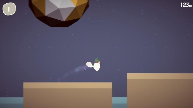 Franky Poof space - Scream Go screenshot 2