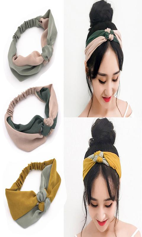 New Baby Fashion Headband Hairband Easy Hair Style For Android Apk Download