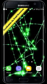 Parallax Infinite Particles 3D Live Wallpaper screenshot 1