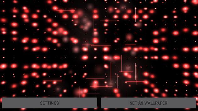 Parallax Infinite Particles 3D Live Wallpaper screenshot 23