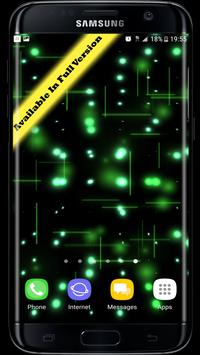 Parallax Infinite Particles 3D Live Wallpaper screenshot 5