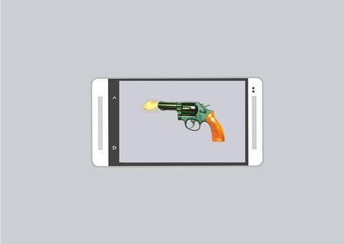 اصوات مسدسات ورشاشات screenshot 3