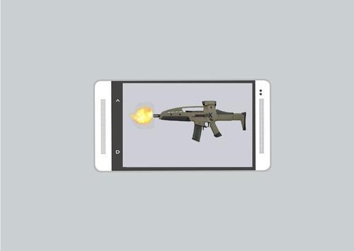 اصوات مسدسات ورشاشات screenshot 1