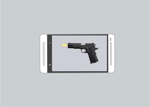 اصوات مسدسات ورشاشات screenshot 5