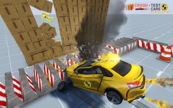Car Crash Test M5 F90 screenshot 3