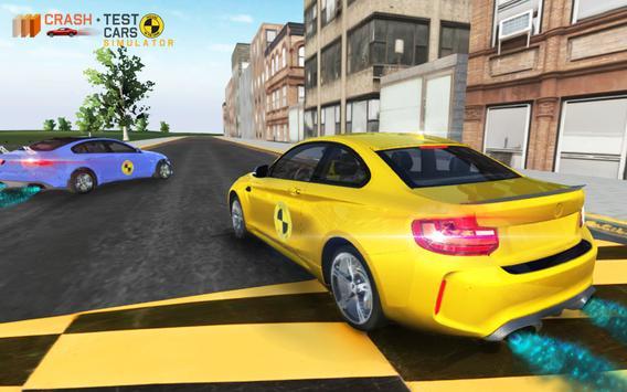 Car Crash Test M5 F90 screenshot 13