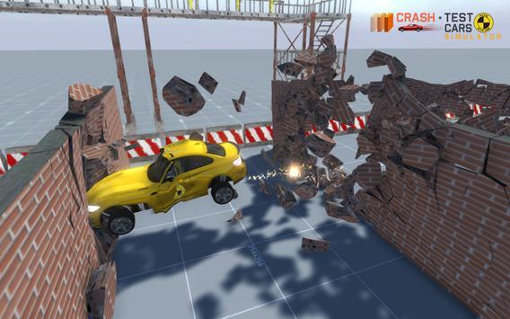 Car Crash Test M5 F90 screenshot 16