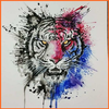 Inspiration Desain Watercolor Painting icon