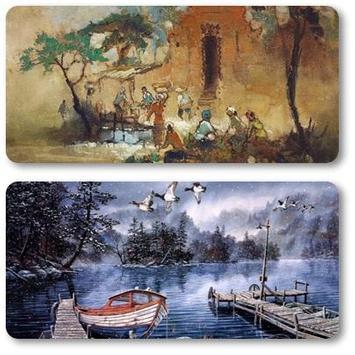Inspiration Desain Watercolor Painting screenshot 1