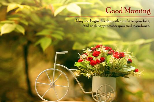 Inspiration Good Morning Pictures poster