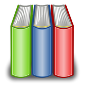 Inspirational Books Library icon
