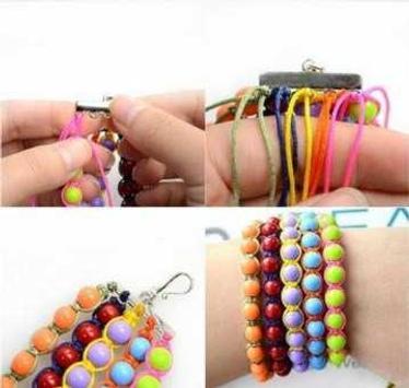 Cool DIY Bracelet Ideas screenshot 10