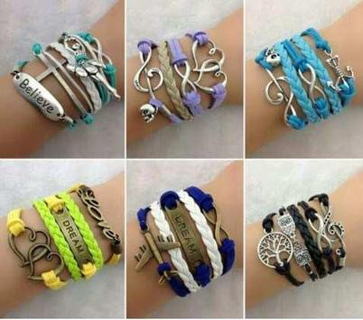 Cool DIY Bracelet Ideas screenshot 11