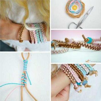 Cool DIY Bracelet Ideas screenshot 12