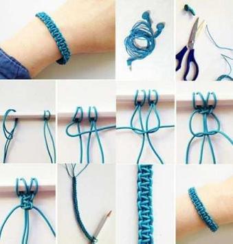 Cool DIY Bracelet Ideas screenshot 7