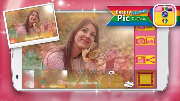 Beauty Pic Frames and Effects poster