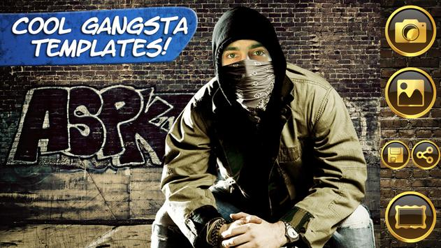 Instant Gangsta Photo Montage apk screenshot