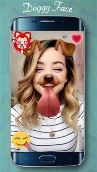 insta square pic snap filter poster