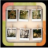 Instant Photo Frames icon