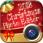 InstantPics: Christmas Photo Editor with Stickers icon