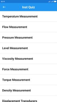 Instrumentation Engineering Quiz screenshot 2
