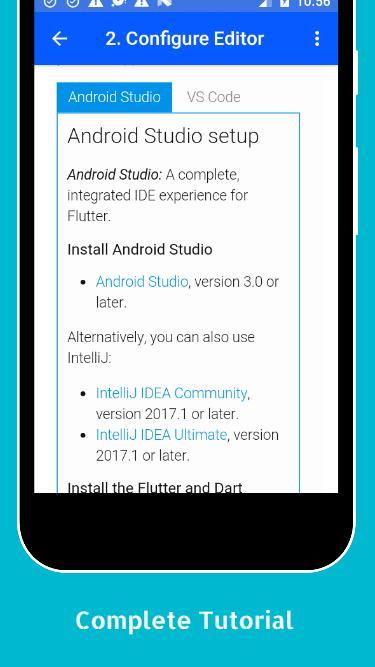 Google Flutter User Manual for Android - APK Download