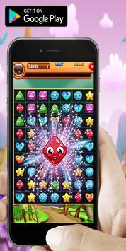New Puzzle Sweet Candy Sugar screenshot 1