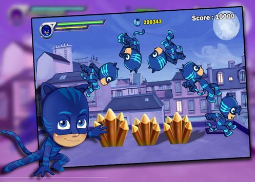 Pj Adventure Masks City screenshot 1