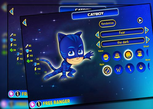 Pj Adventure Masks City screenshot 2