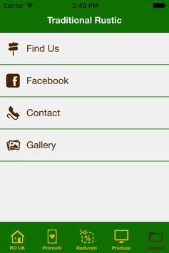 Traditional Rustic apk screenshot