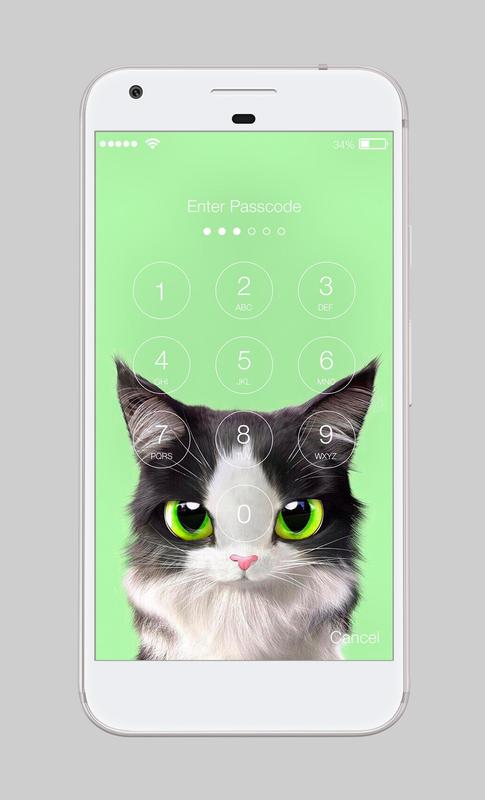 Cute Nude Cat Kitten Wallpapers Lock Screen For Android Apk Download
