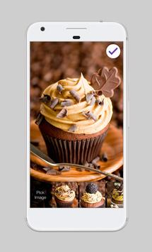 Chocolate Tare Real Cake Cream AppLock Security screenshot 1