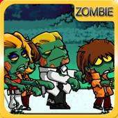 Zombie VS Fat Man icon