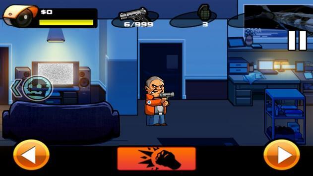 Zombie VS Fat Man screenshot 1